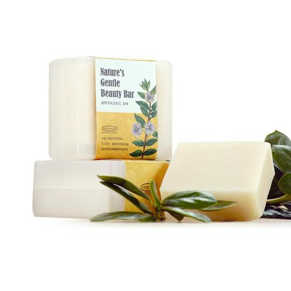Luxury Organic Handmade Skin Beauty Soap Scented With Pure Tea Tree Aroma