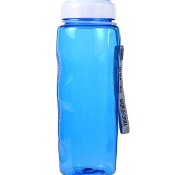 Blue Portable Sports Water Bottle